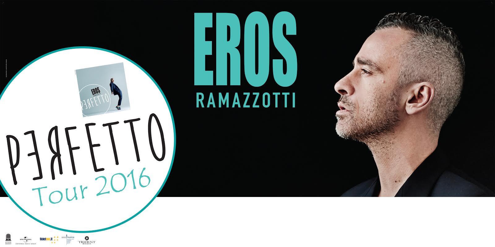 Eros Ramazzoti Conciertos y Boletos