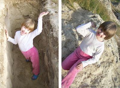 белый песок в Кирзяти везде