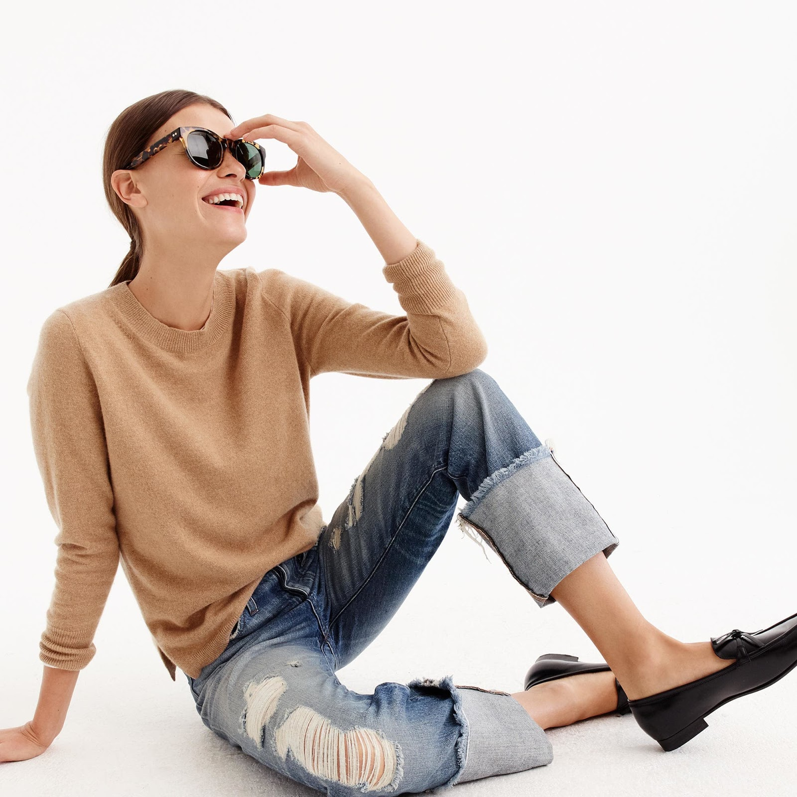 7e9994160c9992 Let your Fall Wardrobe shine with 40% off at J.Crew