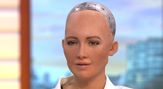 Human Robots on Good morning Britain