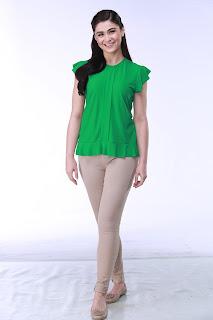 Kapuso leading lady Carla Abellana