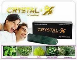 reaksi positif pemakaian crystal x