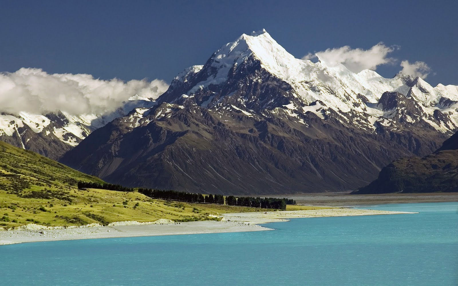 New Zealand: Beautiful Country New Zealand Wallpapers
