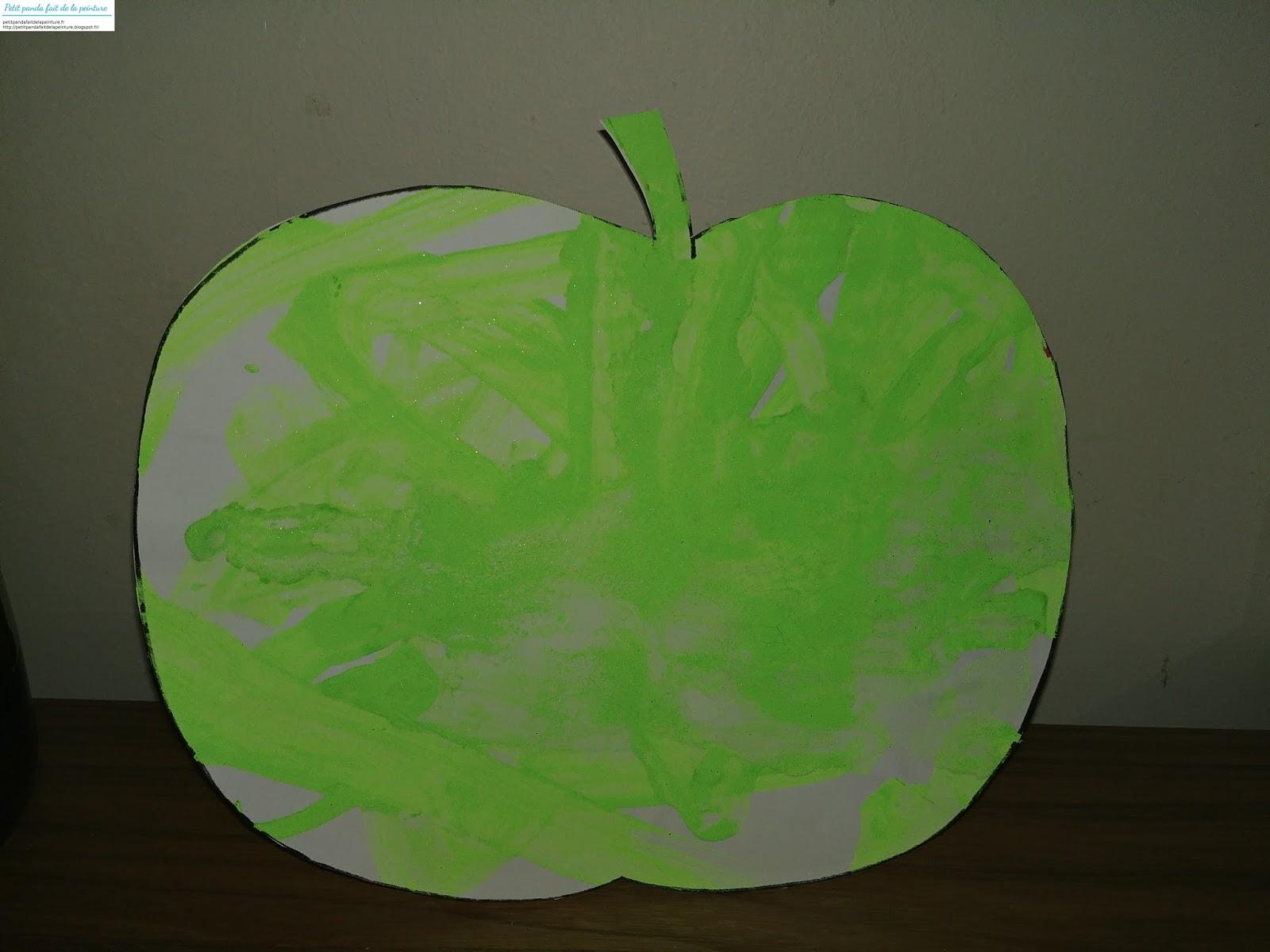 Beau Image De Pomme à Imprimer