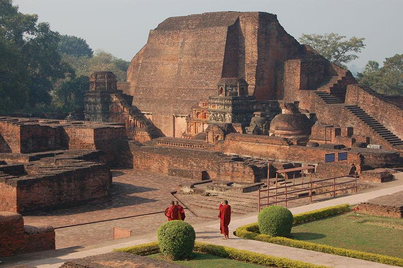 Nalanda University was one of the first universities in the world