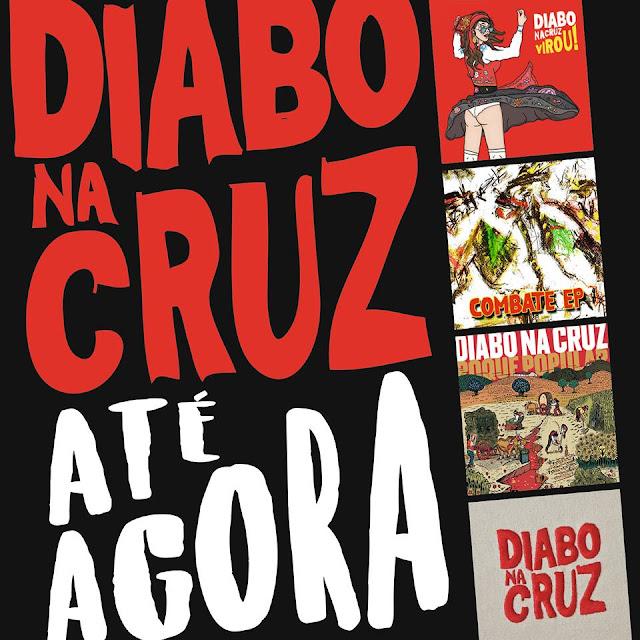 Diabo Na Cruz - Dona Ligeirinha EP