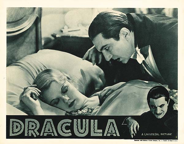 THE FINE ART DINER: The Children of the Night: Dracula 1931