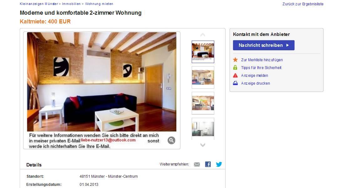 wohnungsbetrug.blogspot.com: nutzer-liebe07@outlook.com ...