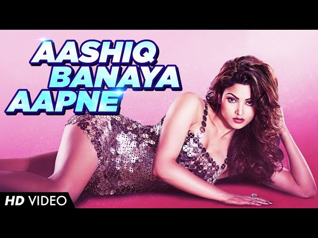 Aashiq Banaya Aapne Lyrics – Hate Story 4