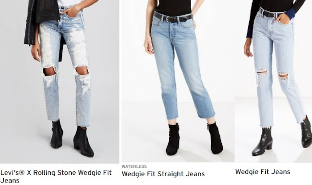 jeans wedgie