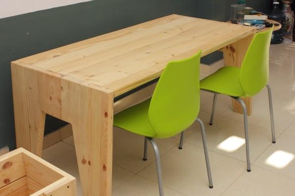 Furniture Keren Dari Barang Bekas Pallets Tabloid