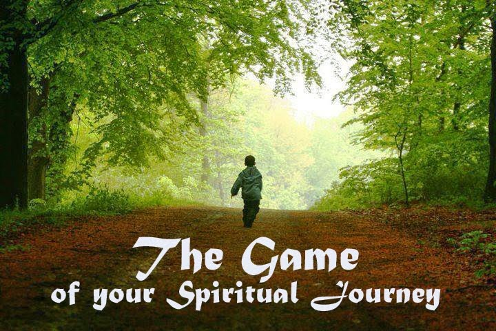 The Game of your Spiritual Journey
