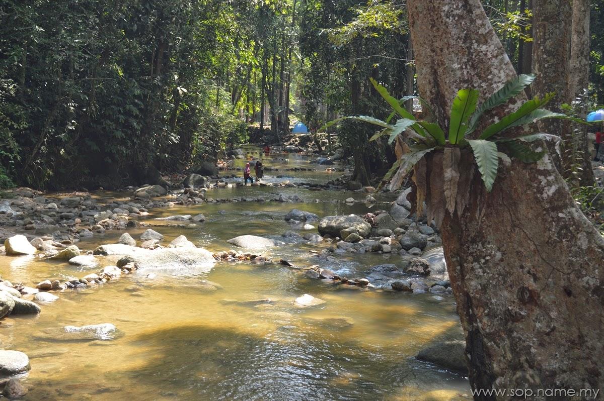 Air terjun Ulu Bendol, Kuala Pilah