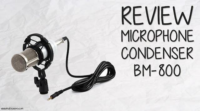 Microphone Condenser BM-800