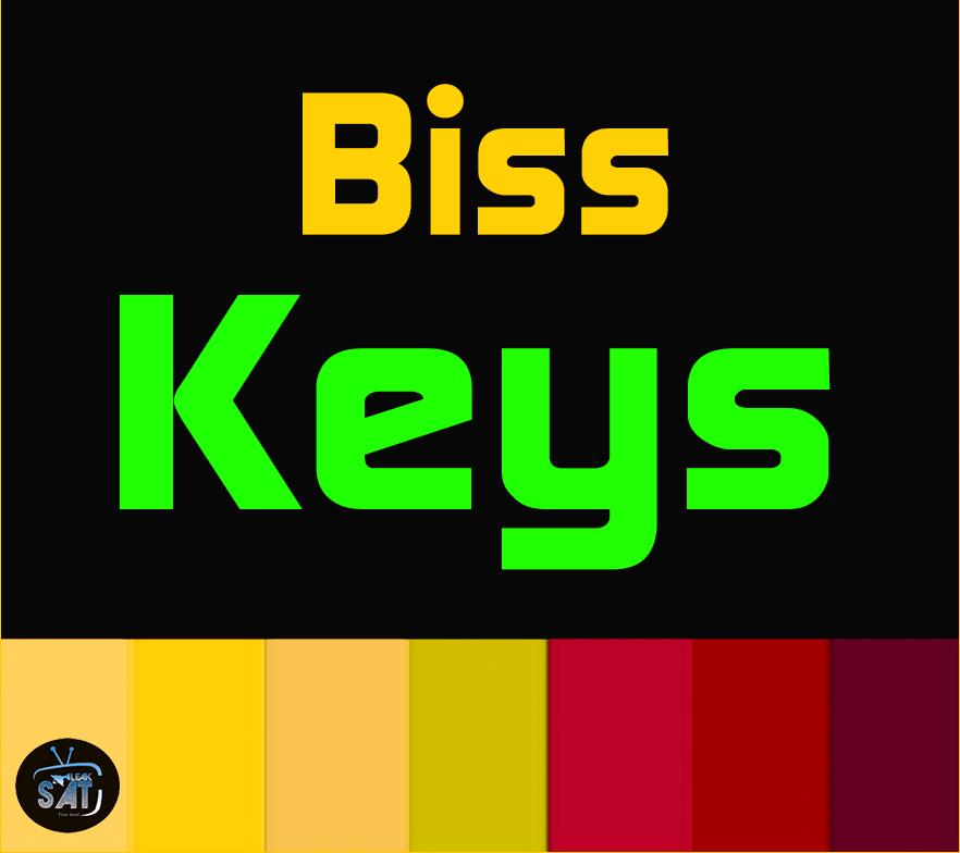 Biss Keys Jul 24 2019 Of All Dish Satellites
