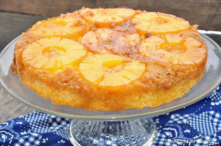 Pineapple Upside Down Cake America S Test Kitchen