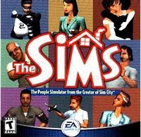 Game The Sims - RIP (176 MB) + Trainer 1
