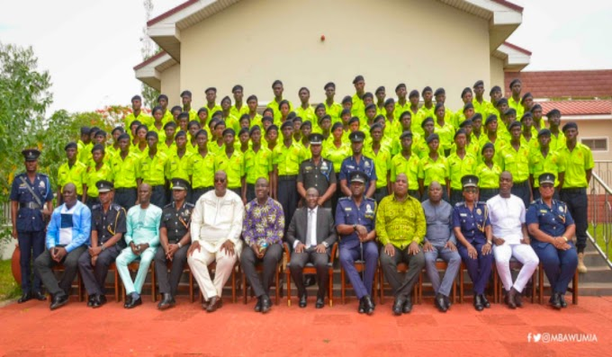 We'll Develop Ghana With The Intellect, Strength, Patriotism Of Youth – Vice President Bawumia