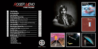 ROGER MENO - I Find The Way [DR100501]