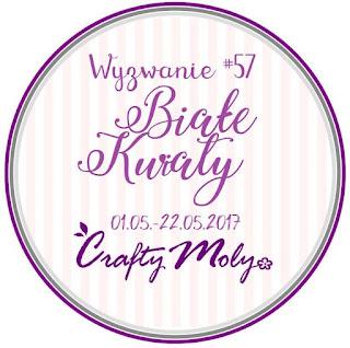 http://craftymoly.blogspot.com/2017/05/wyzwanie-57-biae-kwiaty.html