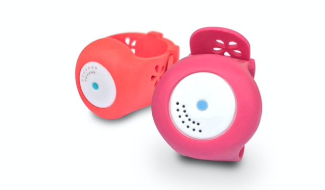 Monitor your babies temperature with Bempu bracelet