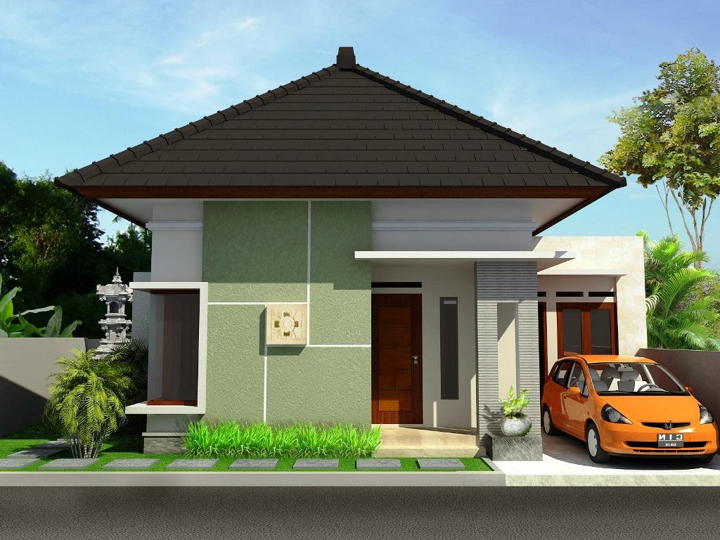 Model Rumah Modern 1 Lantai & Model Rumah Modern 1 Lantai - Desain Rumah Beken Modern \u0026 Minimalis ...