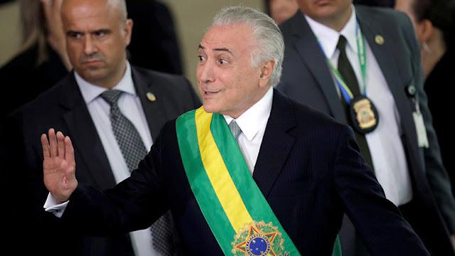 La Justicia de Río de Janeiro acepta dos nuevas denuncias contra Michel Temer