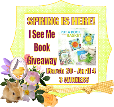 Spring Is Here! I See Me Giveaway - 3 WINNERS - Ends 4/4