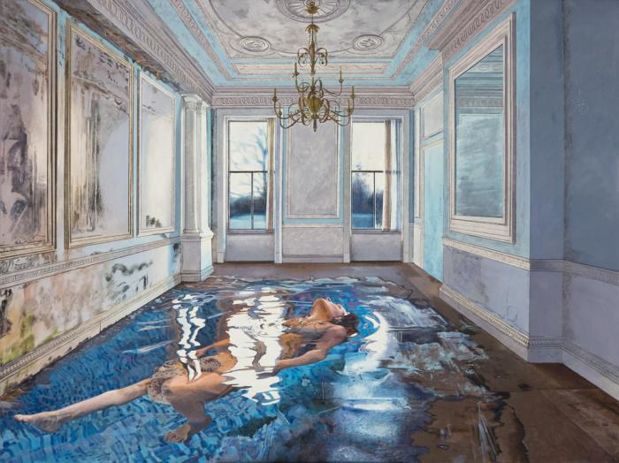 Современный сюрреализм. Ivana Zivic