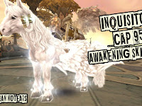 [Dragon Nest] Inquisitor Cap 95 Awakening Skill Build
