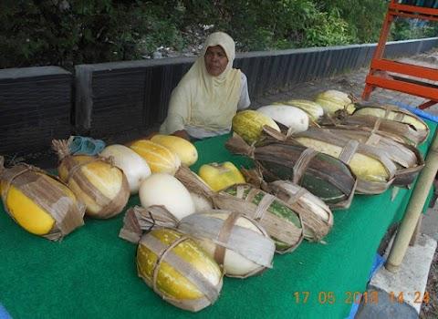 Ramadhan, Rejeki Penjual Barteh