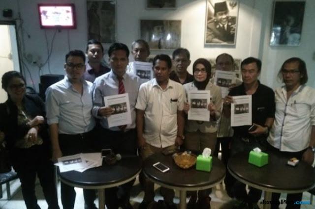 Pidato 'Berantem' Jokowi Dilaporkan, Tim Pembela Siap Melawan