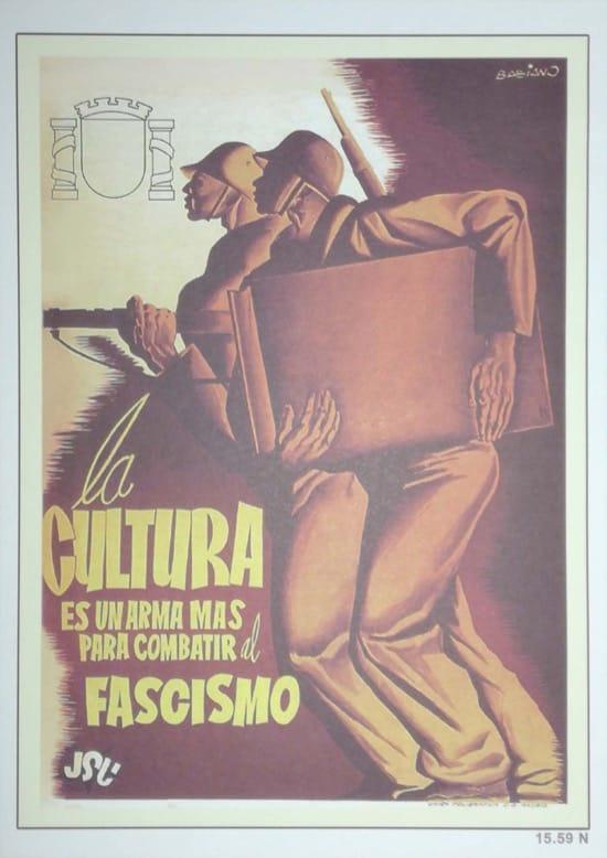 Cultura contra el fascismo