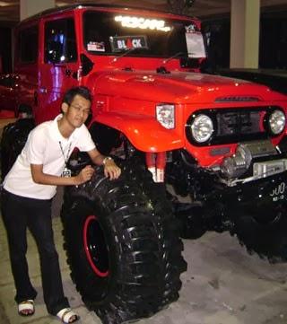 Foto Modifikasi Mobil Jeep Yang Keren  Foto dan Gambar