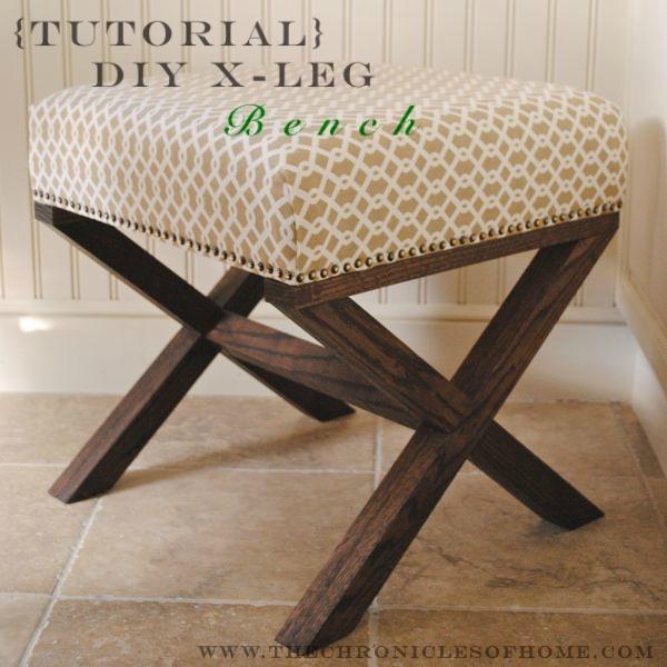 Craft Tutorials Galore At Crafter Holic Diy Upholstered