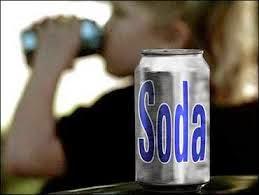 soda rendah gizi