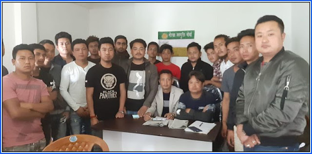 Gorkha janmukti Vidharthi Morcha Mungpoo Zone