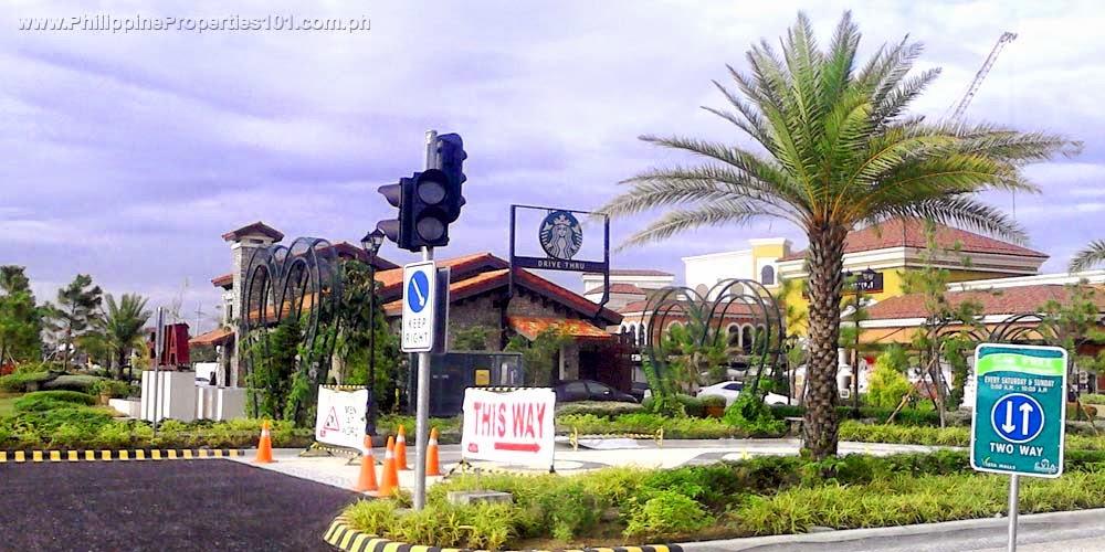 Evia Diverse City Daang-hari Communities