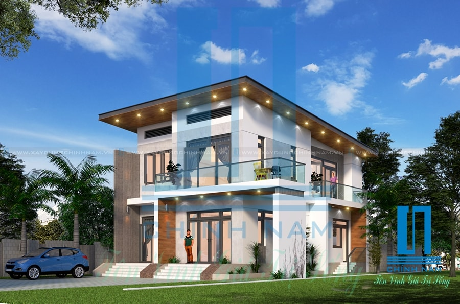 Mẫu Biệt thự đẹp ở Biên Hòa 2019