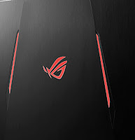 Asus ROG Strix GL702VI top cover