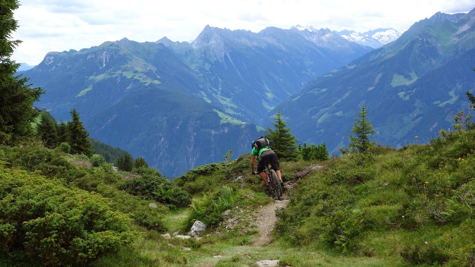 Bikeverbot Zillertal