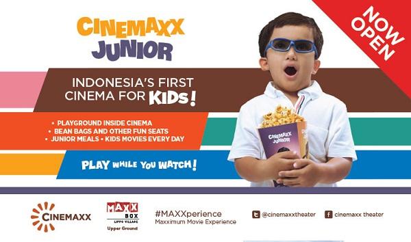 Cinemaxx Junior Opening