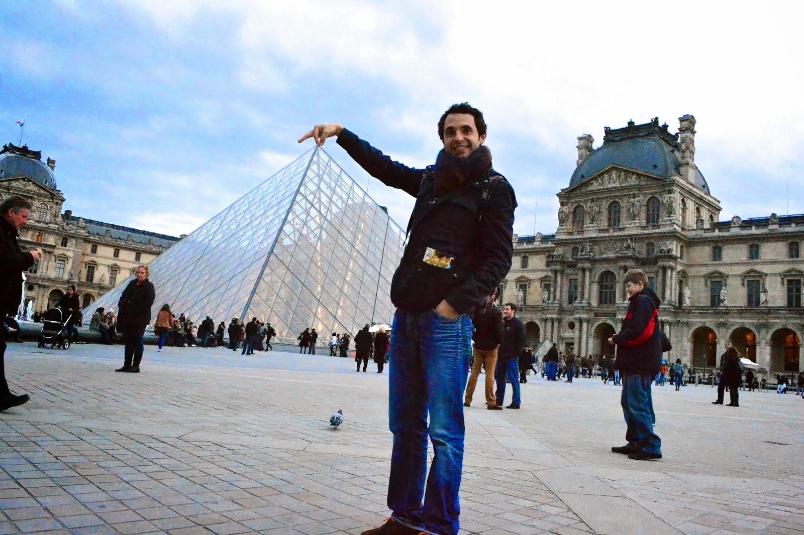 Museo del Louvre, Paris, guia de viaje
