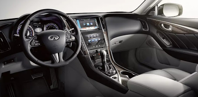 2017 Infiniti Q50 Review UK