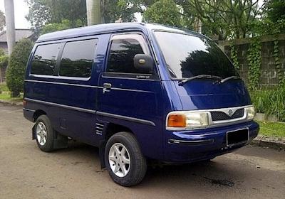 Suzuki Carry Futura 1.5 Minibus Dijual