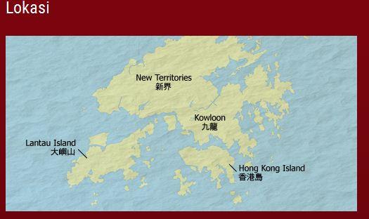 destinasi wisata ke HOngkong