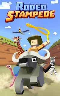 Download Rodeo Stampede Sky Zoo Safari V1.3.3 MOD Apk Terbaru