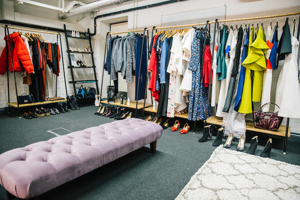 lfw showroom the apartment