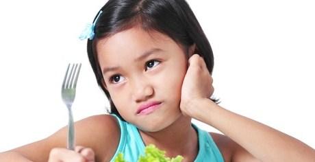 Anak Susah Makan Nasi