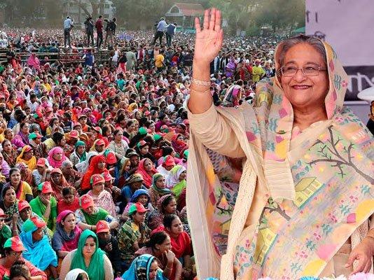 Presidenta de Bangladesh